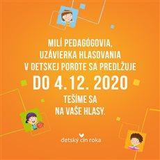 Detský čin roka 2020